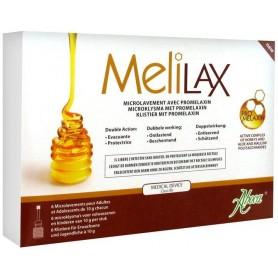 Melilax 10gr 6 enemas