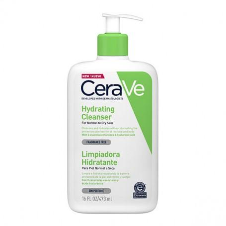 Limpiador hidratante 473 ml