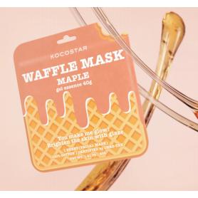Waffle Mask Maple 40g