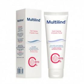 Multilind gel-crema limpiador facial 125ml