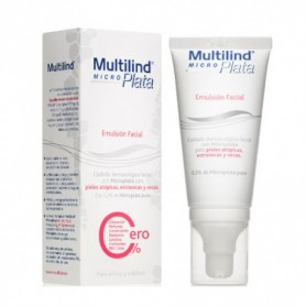 Multilind micro plata emulsión facial 50ml