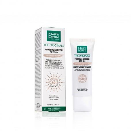 Proteos Screen SPF 50+ Color Fluid Cream - 40 ml