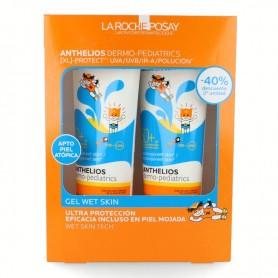 Anthelios duplo wet skin pediatric 2x250ml