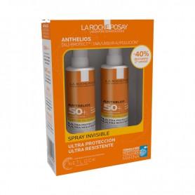 Anthelios duplo spray invisible 2x200ml