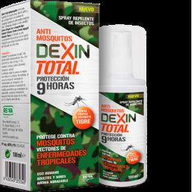 Dexin total spray antimosquitos 100ml