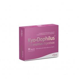 Kyodophilus con enzimas digestivas