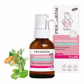 Aceite de masaje - Confort de la barriguita - 30 ml