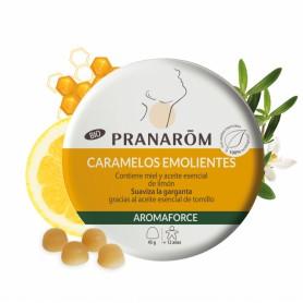 Caramelos emolientes - Miel limón - 45 g