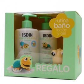 BabyNaturals Gel 400ml + Loción 400ml  + Regalo